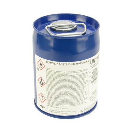 Dow DOWSIL™ 1-2577 RTV Silicone Conformal Coating Clear 3.6 kg Pail