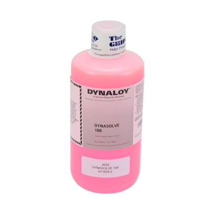 Dynaloy Dynasolve 100 Degreaser and Cleaner Red 1 qt Bottle