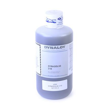 Dynaloy Dynasolve 218 Cleaner Light Amber 1 qt Bottle