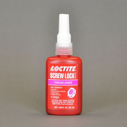 Henkel Loctite 079 Threadlocker Anaerobic Adhesive Purple 50 mL Bottle