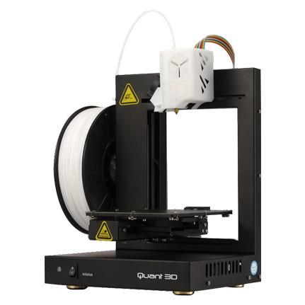 OKi Quant 3D Q200 Printer with Auto Calibration
