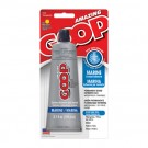 Eclectic Amazing GOOP Marine Solvent Based Adhesive Clear 3.7 oz Tube