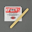 Hardman DOUBLE-BUBBLE Extra Fast Set Epoxy Red Package 3.5 g Packet